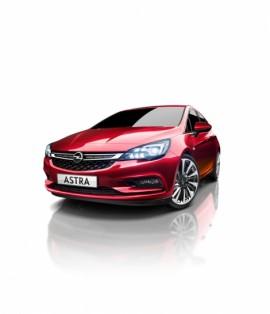 Opel Astra 2021 Model Araç Kiralama